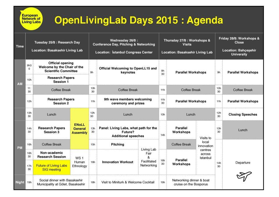 OpenLL15 whole agenda3